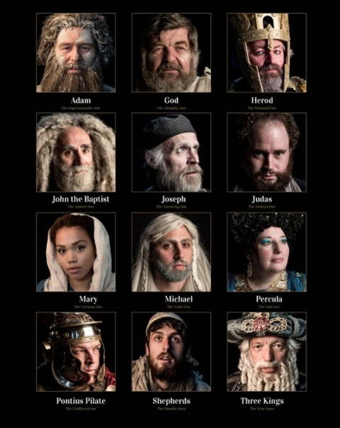 twelve faces of the Plays