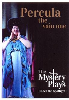 Percula the Vain one