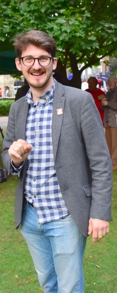 Tom Straszewski 2018