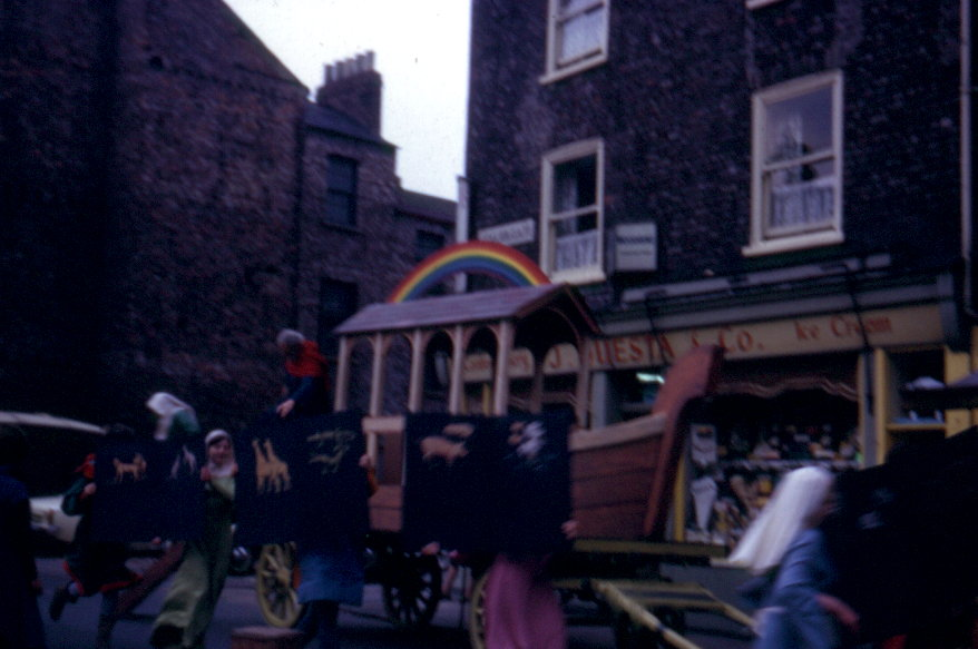 flood wagon 1966