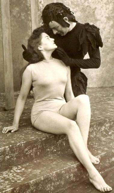 Eve and Satan 1957