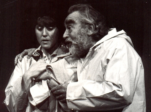 Mr and Mrs Noah mourn, 1986