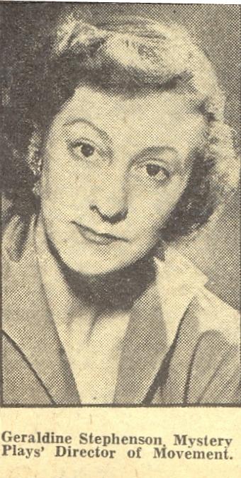 Geraldine Stephenson