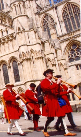 York Waits at Minster